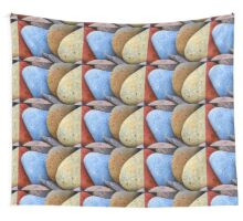 Coloured Stones Wall Tapestry