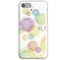 Sketch Baloons iPhone Case/Skin