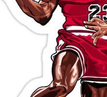 Michael Jordan Sticker