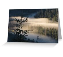Morning Layer Greeting Card