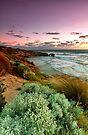 Bridgewater Sunset I by Sean Farrow