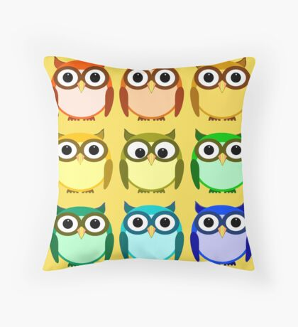 Why am I here? Throw Pillow
