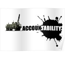 ACCOUNTABILITY Poster