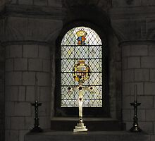 London - Tower of London - Church 3 by Darrell-photos