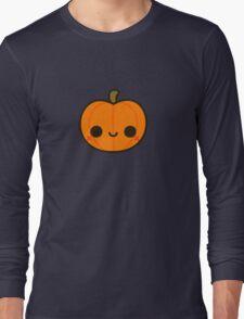 Cute Jack O' Lantern Long Sleeve T-Shirt