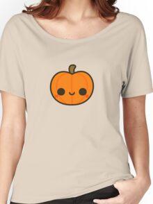 Cute Jack O' Lantern Women's Relaxed Fit T-Shirt