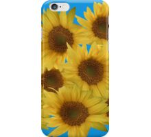 Sunny Blooms iPhone Case/Skin