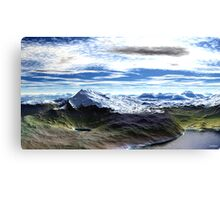 """EARTH'S LOVE"" Canvas Print"
