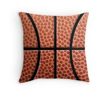 Beautiful Cushions/Man Cave Basketball Throw Pillow