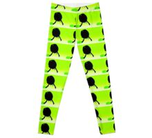 green insect Leggings