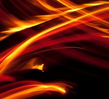 Spitfire by Ruben D. Mascaro