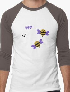 Boo Bees! Men's Baseball ¾ T-Shirt