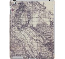 USGS Topo Map Oregon Boring 282192 1911 48000 iPad Case/Skin
