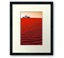 Toyota Hilux  Framed Print