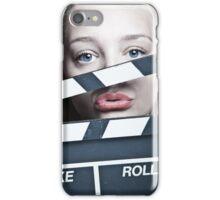 Clappergirl iPhone Case/Skin