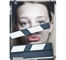 Clappergirl iPad Case/Skin