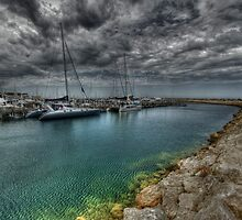 FREO BOATS by FLYINGSCOTSMAN