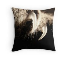 And your point is? Throw Pillow
