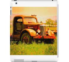 Oregon Loves Trucks iPad Case/Skin