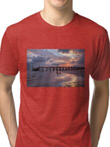 Sunset Tri-blend T-Shirt