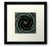 Whirlwind of Love Framed Print