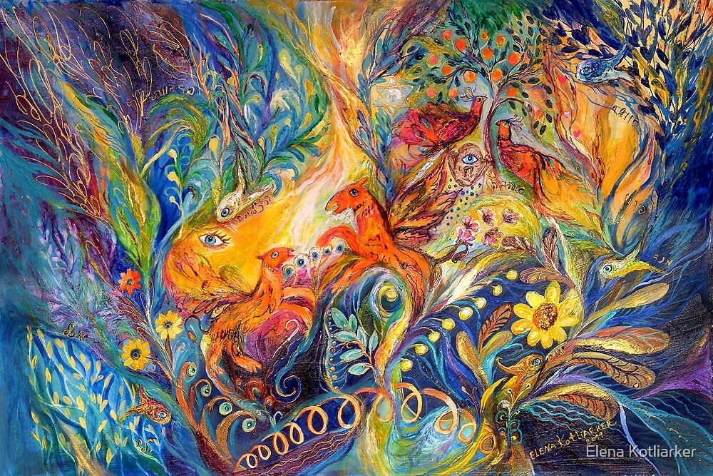 The Love Dance by Elena Kotliarker