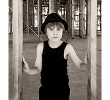 Jordan Photographic Print