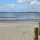 Waiwera Beach by Jen Bullen