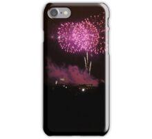 Edinburgh Festival Fireworks - 4 iPhone Case/Skin