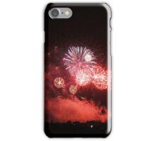 Edinburgh Festival Fireworks - 3 iPhone Case/Skin