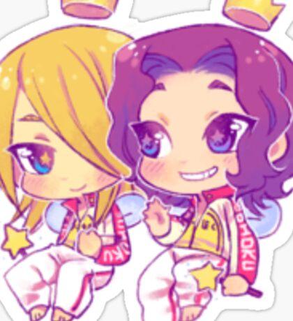 T2 Fairies Sticker