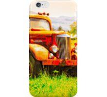 Oregoneon Truck iPhone Case/Skin