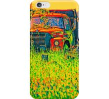 Jazzing Up Your Truck In Oregon iPhone Case/Skin