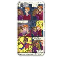 Damn it, Harry: Issue 2 iPhone Case/Skin