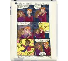 Damn it, Harry: Issue 2 iPad Case/Skin