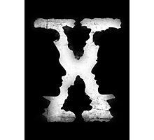 X-AGENTS Photographic Print