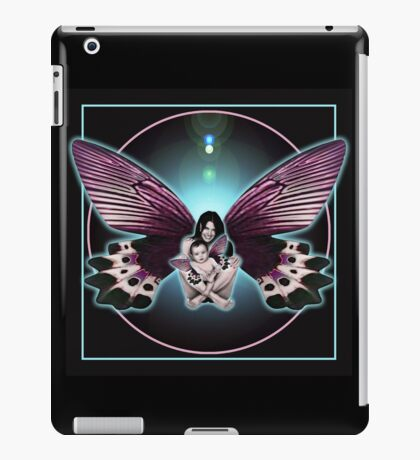 Fairies - Little One II - by Nelson Pawlak  © 2015 iPad Case/Skin
