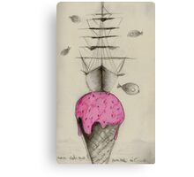 Sweet traveling Canvas Print