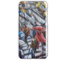 Sudden Rain II iPhone Case/Skin