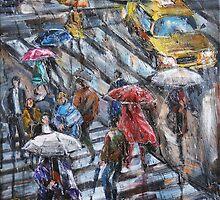 Sudden Rain II by Stefano Popovski