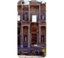 Oh to be buried in a library iPhone Case/Skin