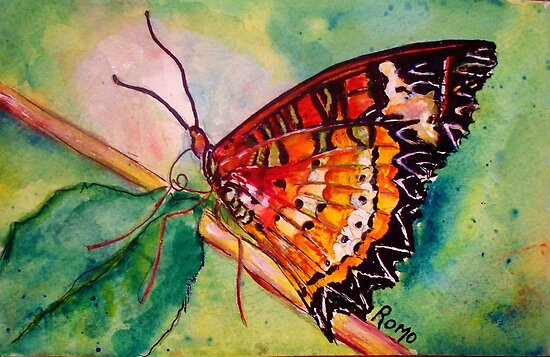 Butterfly Song by Robin Monroe