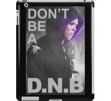 Ronda Rousey - No DNB iPad Case/Skin