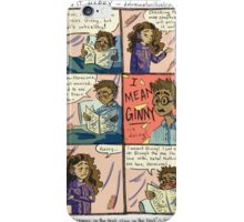 Damn it, Harry: Issue 1 iPhone Case/Skin