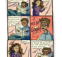 Damn it, Harry: Issue 1 by savannawhitlock