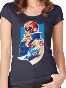 Formula Zero Women's Fitted Scoop T-Shirt