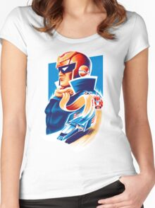Formula Zero Women's Fitted Scoop T-Shirt