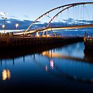 Frankston Foreshore Bridge by Adriano Carrideo