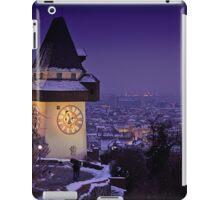 Sentinel of the sleeping city iPad Case/Skin