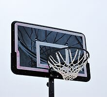 Basketball hoops. by oscarcwilliams